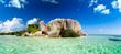 Seychelles, anse source d'argent