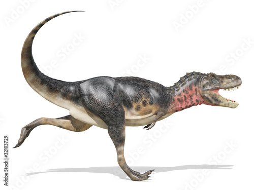tarbosaurus side walk attack