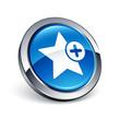 icône bouton internet favori
