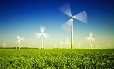 Windräder Energie