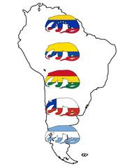 Ameisenbär Südamerika