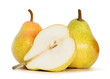 pear, clipping path
