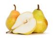 pear, clipping path