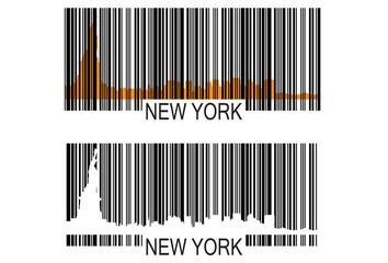 New York barcode