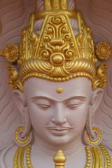 statue of God in Hindu