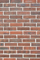 A horizontal image of a brickwall background