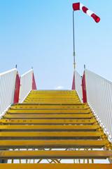Stairway_windsock