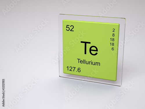 Tellurium symbol te chemical element of the periodic table buy tellurium symbol te chemical element of the periodic table urtaz Image collections