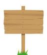 Panneau en bois vierge