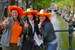turiste ad Amsterdam