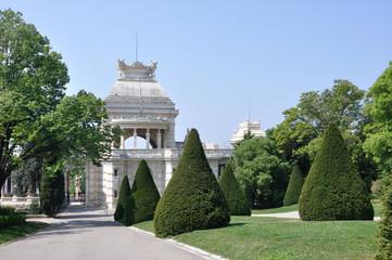 jardin du palais longchamp, Marseille 5