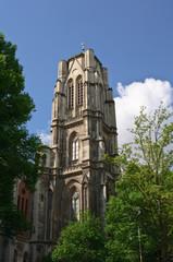 Tower of the Saint Gertrud Church