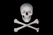 Jolly Roger/ Photo- not computer generated