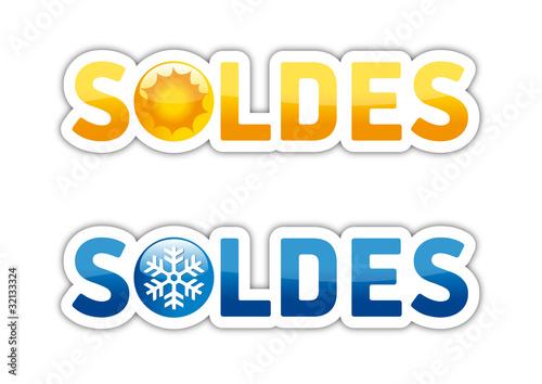 Soldes d'été - Soldes d'hiver