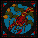 cancer horoscope woodcut