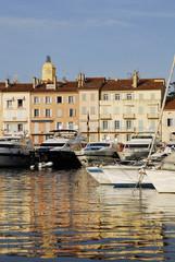 Les yachts de Saint Tropez