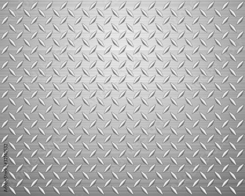diamond plate - 32140532