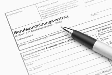 Berufsausbildungsvertrag