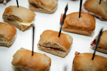 Buffet sandwich