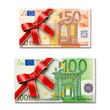 50 + 100 EUR Gutschein