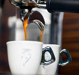 Latte Art - Espressozubereitung