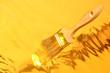 peinture dorée