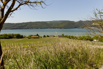 lago di Corbara; Umbria;
