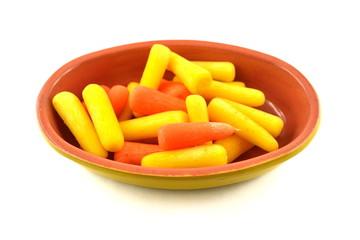 Carotine colorate