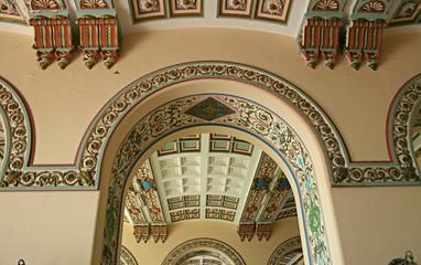 Interior Of Haydarpasa Station,Istanbul