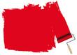 fond peinture rouge
