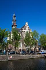Westerkerk, chiesa protestante di Amsterdam