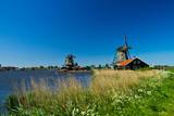 Mulini a vento a Vrede, olanda