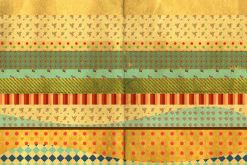 horizontal vintage background