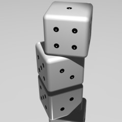 I dadi da gioco - The dice