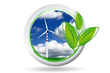 Icona energia eolica