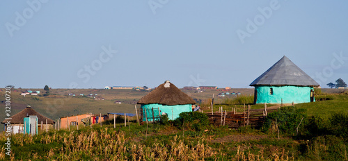 Aluminium Algerije rural housing in the eastern cape