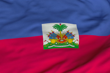 Haitian State Flag