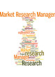 market research manager