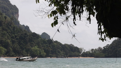 Boat, Thailand