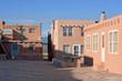 Native American houses in Acoma Pueblo, NM