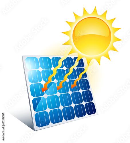 panneau solaire fichier vectoriel libre de droits sur la. Black Bedroom Furniture Sets. Home Design Ideas