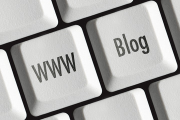 blogging the web