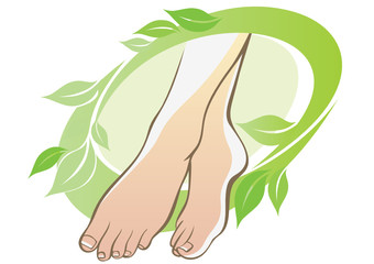 Female footcare