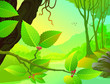 Amazon  Forest Flora and Fauna