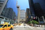 Fototapety streets of New York