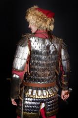Back of warrior