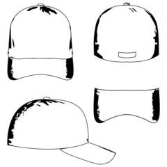 Template Cappellino