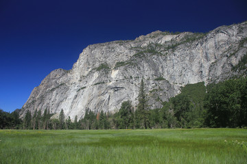Yosemite Valley im Sommer 2010