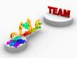 Being Team