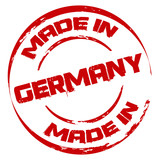 Stempel: Made in Germany